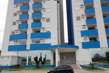 Apartamentos - Apartamento no Residencial Arthur Fischer