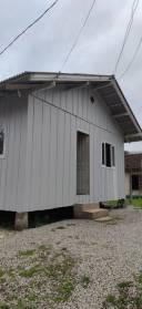 Casas - Casa Com Dois Quartos