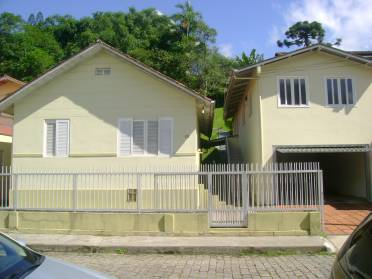 Casas - Casa Para Aluguel no Centro