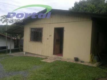 Casas - Casa no Bairro Velha  2dormit�rios 2 Vgs