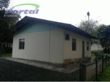 Casas - Casa Residencial Localizada no Bairro Garcia, Pr�ximo a Garcia Pneus Com  2
