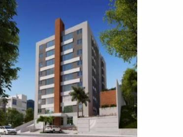Apartamento em construção no Bairro Salto Weissbach, com 02 dormitórios (01
