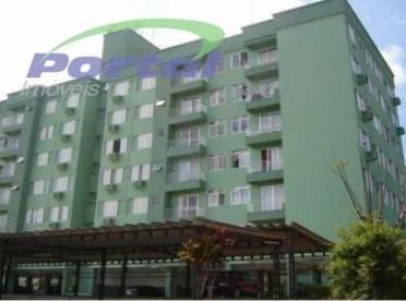Apartamento no Bairro Ponta Aguda, com 02 dormitórios e demais dependências