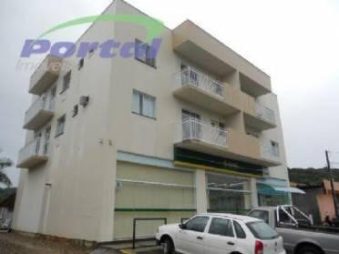 Apto.localizado no bairro Testo Salto,  com 02 quartos e 1 vg.