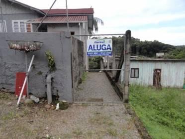 Casas - Casa Parte Inferior, de Madeira, Com 2 Dormitório, Demais Dependências e 1