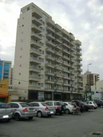 Apartamentos - Apartamento Semi Mobiliado no Centro Ed. Portinati