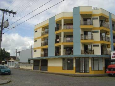 Apartamentos - Ed. Santa Rita - Apto nº 23 / Garagem nº 13 Residencial Santa Rita