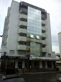 Salas - Sala no Centro de Brusque, em Edif�cio Com 02 Elevadores Ed. Dellagnolo