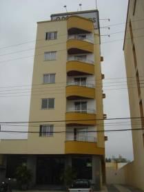 Apartamentos - Edif�cio Amo - Bairro: Centro Edif�cio Amo
