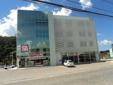 Salas - Ampla Sala Comercial no Centro da Guabiruba