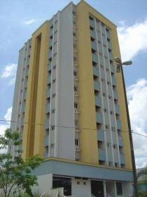 Apartamentos - Apartamento de um Quarto Pr�ximo ao Sesc! Ed. Erich