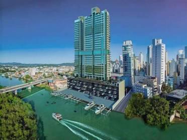 JGoedert Im�veis oferece - Apartamento em Balne�rio Cambori�