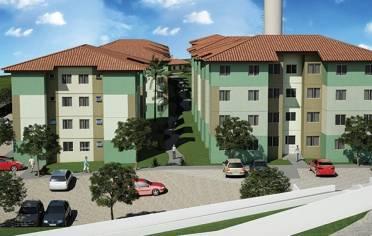 Apartamentos - Residencial Imigrantes Kaldorf