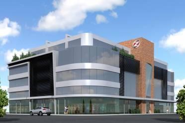 Salas - Sala Comercial 01 -3pav.centro