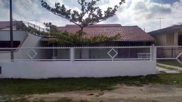 Casas - Casa Alvenaria Toda Mobiliada, 4 Dormit�rios Para a Temporada.