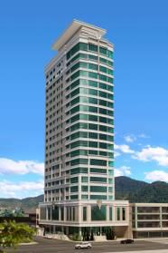 Apartamento com �tima localiza��o em Meia Praia.