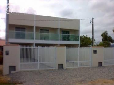 Casas - �timos Sobrados Novos em Barra Velha Pr�ximo ao Mar!!