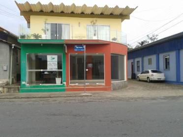 Salas - Sala Comercial na S�o Pedro  Brusque