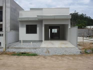 Casas - Casa Nova na Guabiruba Sul