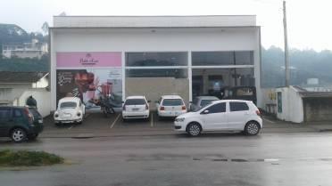 Salas - Sala Comercial Com Mezanino