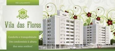 Residencial Vila das Flores - Rio Branco - Bloco A - Violeta Residencial Vi