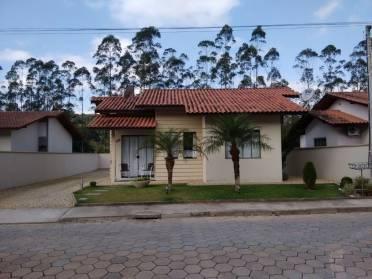 Casas - Casa Aconchegante na Guabiruba Sul