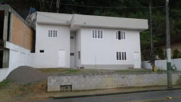 Apartamentos - Apartamento Terreo Novo Com Dois Dormitórios na Geral do Guarani