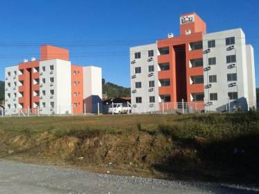 Apartamentos - Apartamento na Limeira - 8 km do Centro de Brusque Santa Catarina