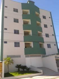 Apartamentos - Apartamento Novo Com �timo Acabamento na Santa Rita Anast�cia