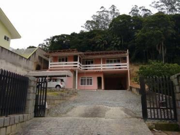 Casas - Casa na Santa Rita Com Cozinha Semi-mobiliada