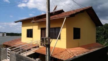 Casas - Casa na Souza Cruz - Somente 2° Pavimento -