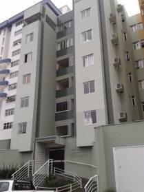 Apartamentos - Apartamento no Ed. Aquarela Com Cozinha Semi-mobiliada Aquarela