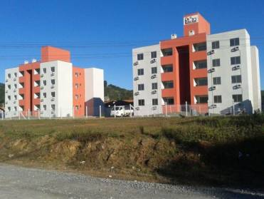 Apartamentos - Apartamento na Limeira Santa Catarina
