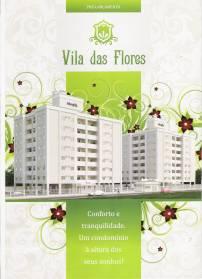 Apartamentos - Residencial Vila Das Flores - Apto 2 Dorm