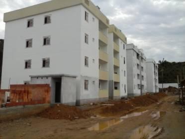 Apartamentos - Residencial Germania - Novo