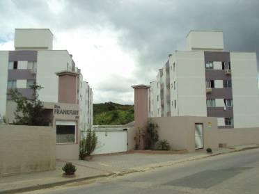 Apartamentos - Residencial Frankfurt - Apto 2 Dorm, 60 M2, Moveis Cozinha