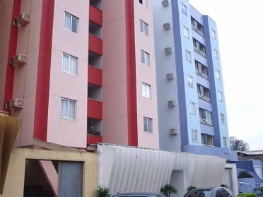 Apartamentos - Edif Aquarela - 3 Dorm, 1 Garagem