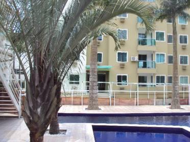 Apartamentos - Residencial Summerland - 1 Dorm, Semi-mobiliado