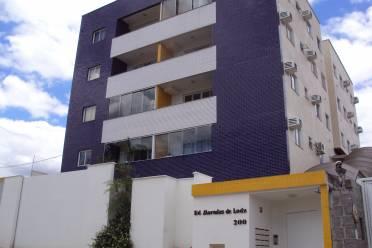 Apartamentos - Edif Morada de Lodz - 2 Dorm - Mobiliado