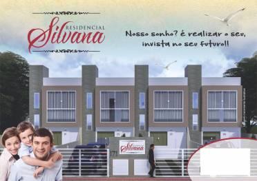 Casas - Casa Geminada - Residencial Silvana