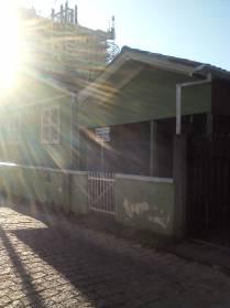 Casas - Casa Bairro Santa Rita - Semi-mobiliada