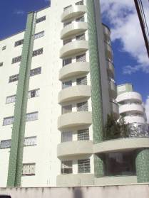 Apartamentos - Apto no Centro, Ótimo Padrão, Mobiliado, Último Andar