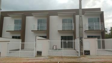 Casas - jd Bromelias - Casa Geminada Nova