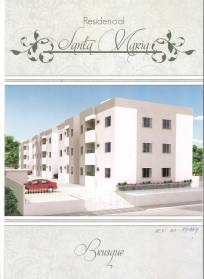 Apartamentos - Residencial Santa Maria