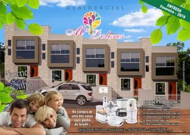 Casas - Residencial Maria Dolores - Casa Geminada
