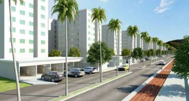 Apartamentos - Condom�nio Home Limeira *solar Das Brom�lias