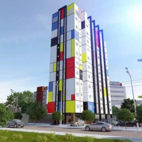 Apartamentos - Mondrian Smart Flat Residence