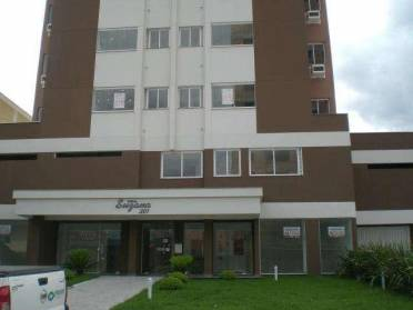 Apartamentos - Apartamento Novo Com 01 Dormit�rio!!!