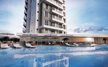 Apartamento residencial � venda, Vila Oper�ria, Itaja�.