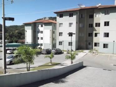 Apartamentos - Apartamento Residencial 2 Dormitórios